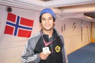 Norgesmester i kung fu