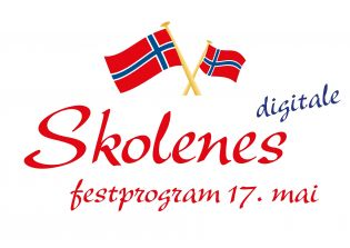 Skolenes digitale festprogram 17. mai