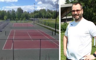 Stort oppsving for tennis på Veitvet